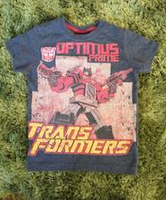 Tričko transformers - optimus prime, next,98