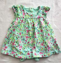 Body - šaty vel. 0 - 3 m, mothercare,62