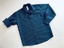 Košile 3/4 rukáv - v.9/10 let, bhs,140