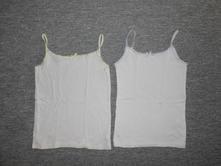 M&s - 2 x košilka / nátělník, vel. 7-8 let, marks & spencer,128