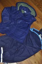 John levis kabátek do deště +zdarma kalhoty, john lewis,104