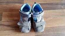Dětské kožené sandálky superfit, vel. 25, superfit,25