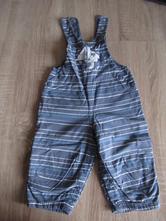 Kalhoty s laclem, h&m,80