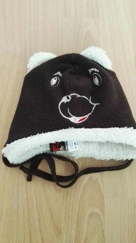 Zimní čepice 0-3m, 62