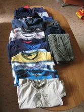 Mix oblečení pro kluka (23ks),