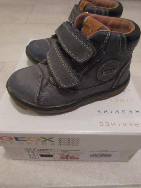 Celoroční boty geox respira, geox,23