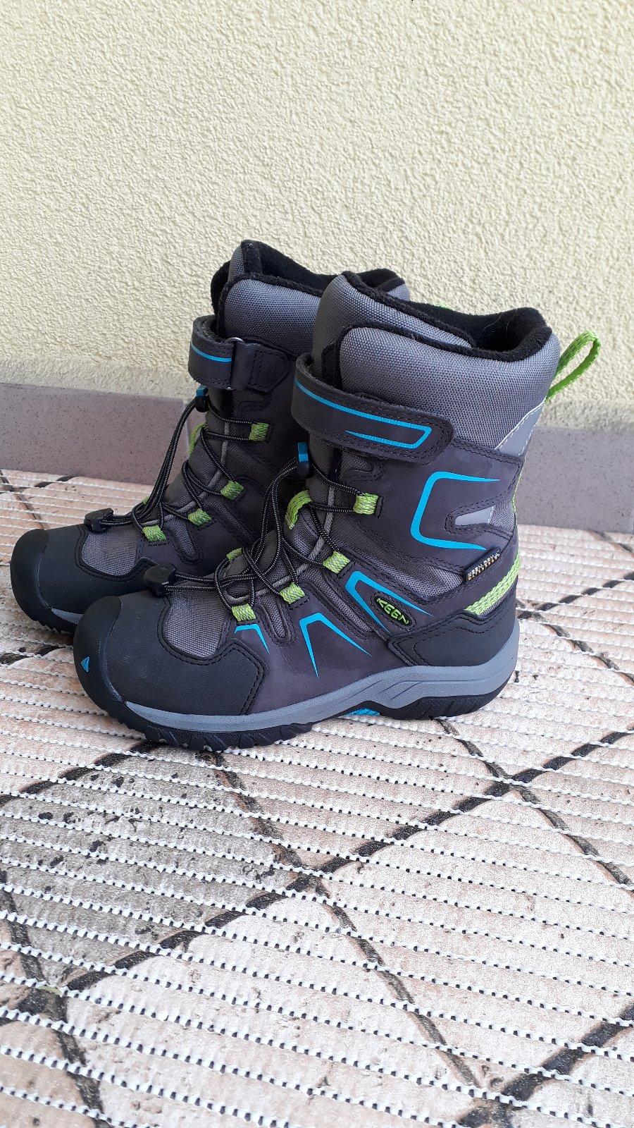 Zimní boty keen vel.30 0c22897da5