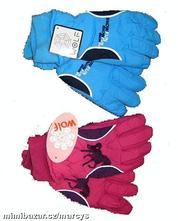 Dětské rukavice wolf, wolf,140