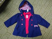 Kabátek s mikinou c&a, baby club,80