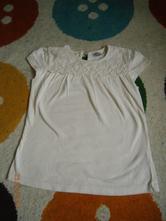 Tričko s krajkou vel. 92-110, f&f,98