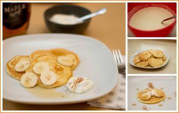 Lívance kynuté přes noc - dnešní výborná snídaně