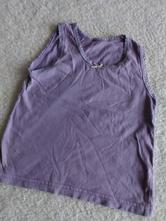 Fialová košilka/tílko vel.104/2269, tu,104