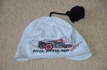 Jarní/podzimní čepice pro kluka, rdx,98