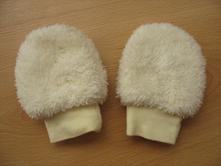 Hebké rukavičky, <50