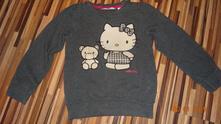 Mikina s hellou kitty 122/128, 122