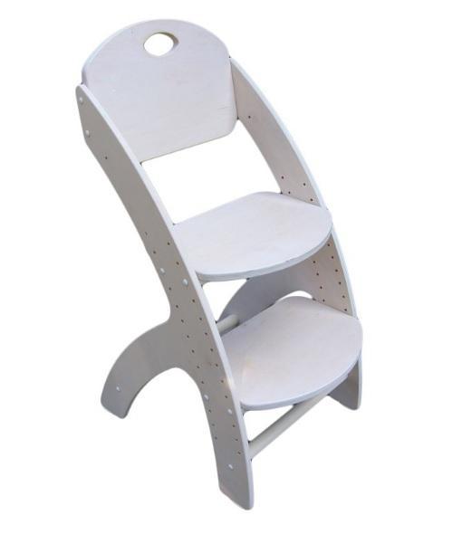 A 2x rostoucí židle :-),