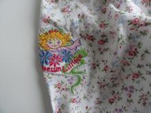 Kytičkovaná košile/halenka s princeznou, 116