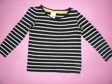 Pruhovaná halenka / tričko, c&a,98