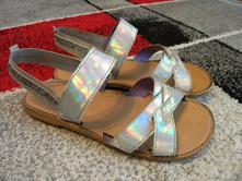 Sandále pro holku vel.33 zn.h & m, h&m,33