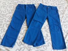 2x modré kalhoty, 98