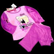 Dětské pyžamo,  pyz-0045-01, barbie,104 / 110