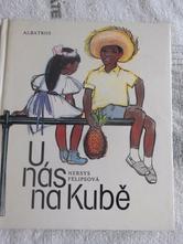 Kniha u nás na kubě,