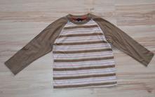 Tričko s dlouhým rukávem vel. 98/104 tcm, tcm,104
