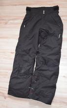 Oteplovačky/lyžářské kalhoty vel. 134/140 (větší), wedze,140