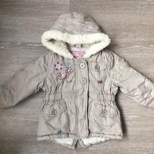 Zimní bunda parka, dopodopo,86