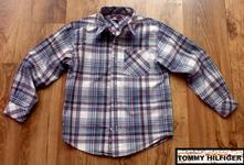 Krásná košile tommy hilfiger,vel.6-top stav, tommy hilfiger,116