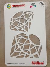 Šablona na malování briliant design janka murínová,