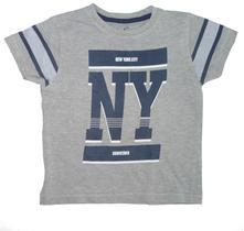Šedé tričko, rebel,98