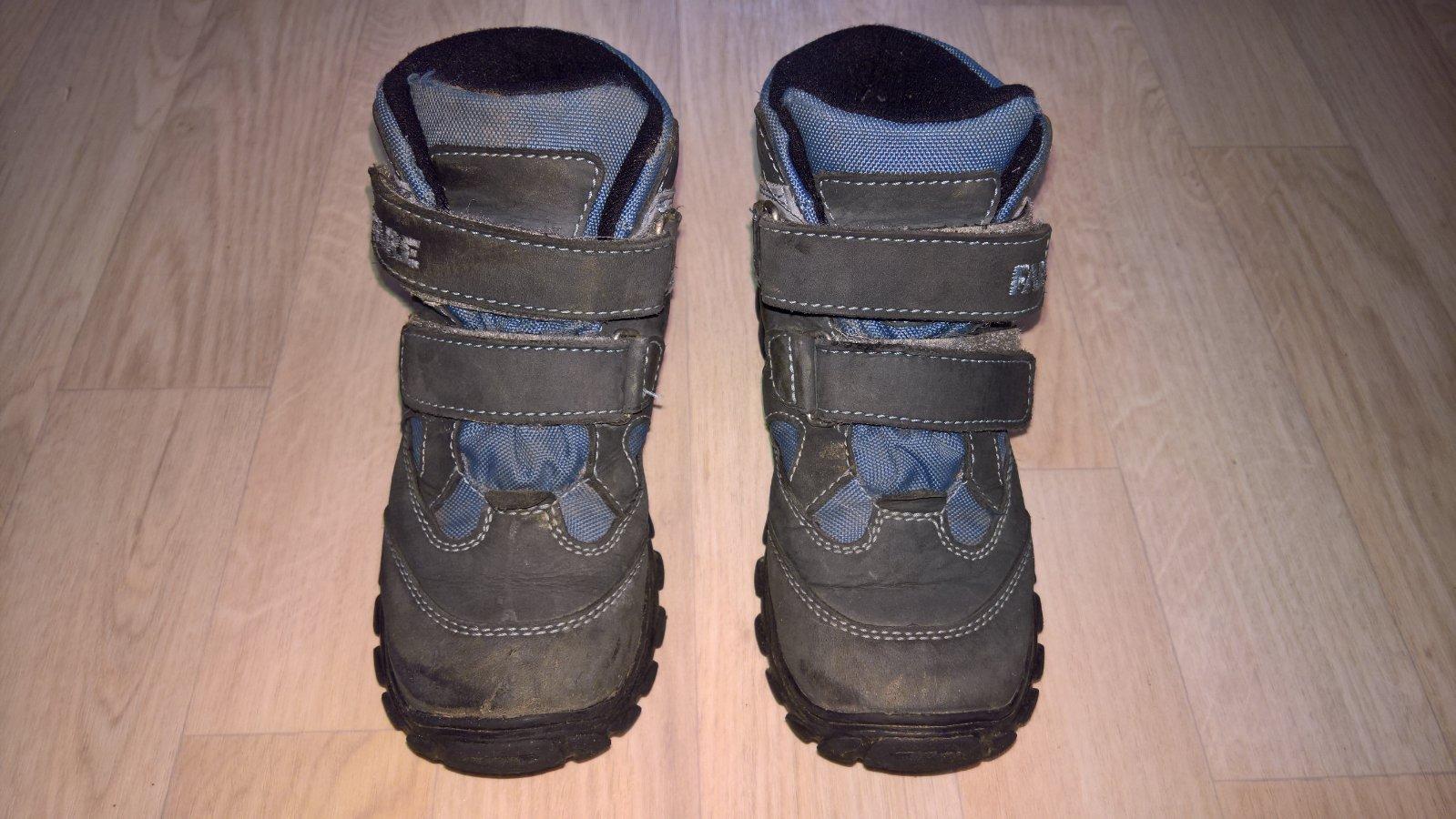 8a987fa873f Zimní boty s membránou