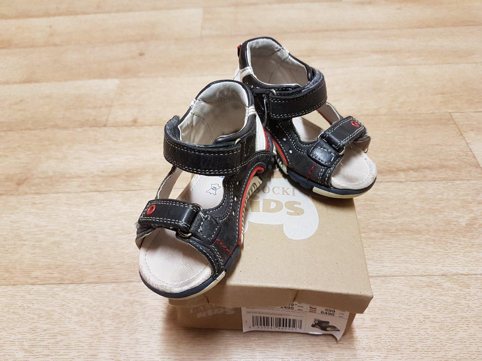 362938964bed Dětské sandále (sandálky) vel. 21 lasocki kids