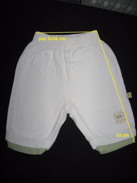 Kalhoty manšestrové, 68