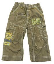 Khaki plátěné kalhoty next, next,86