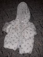 Mikina teplá 3-6 měsíců, f&f,68