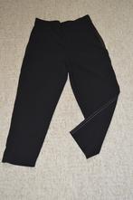 Společenské černé kalhoty zara, vel. 38, zara,m