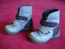 Kožené zimní boty fare 152 mm, fare,23