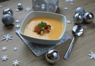 Lososová polévka