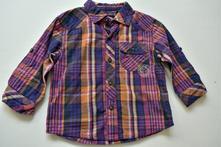 Kostkovaná košile, next,80