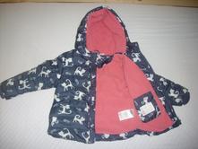 Zimní bunda, zn. lupilu, vel. 2-3 roky, lupilu,98