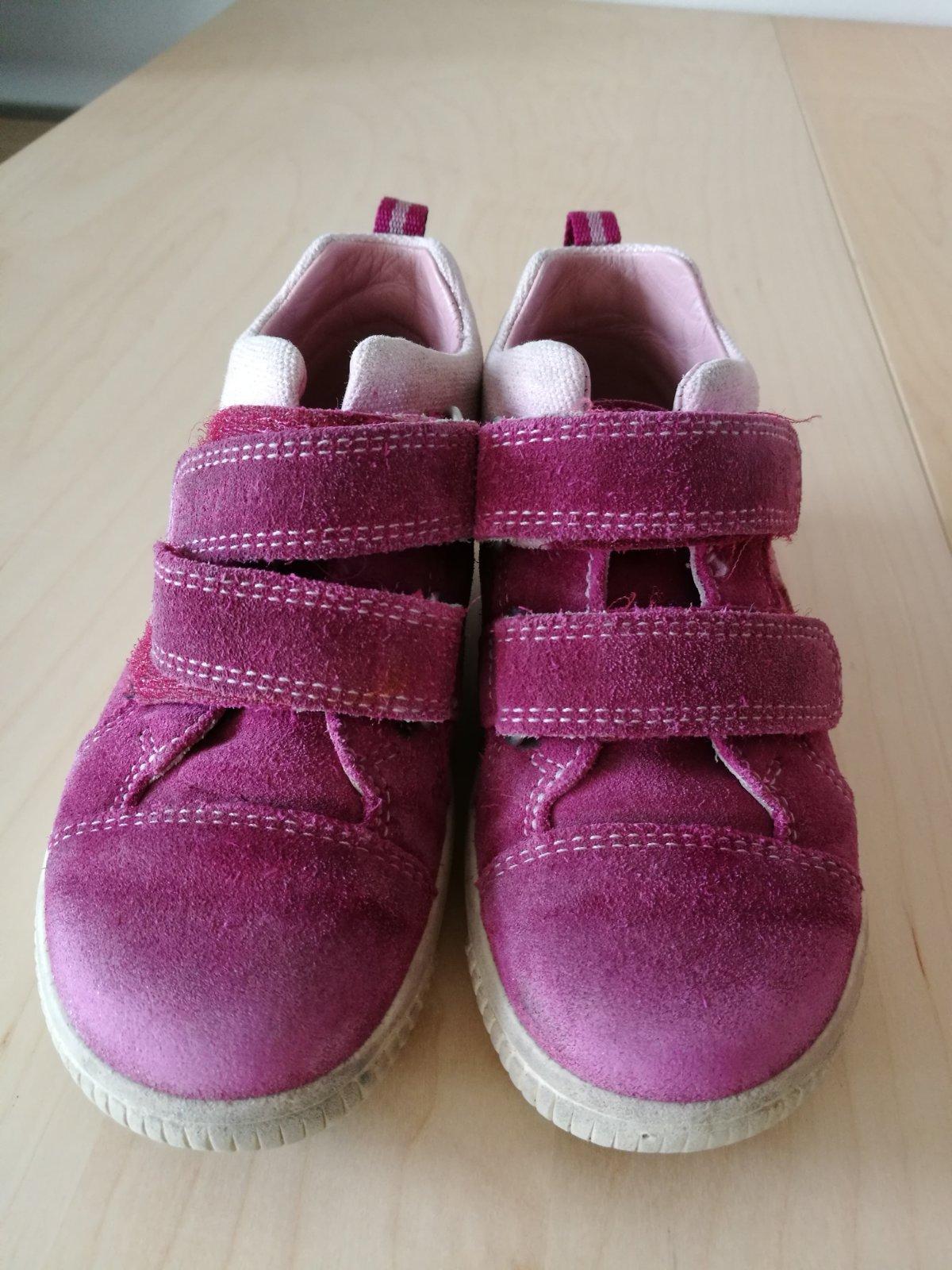 946a174eef3 Dětské celoroční boty superfit vel. 26