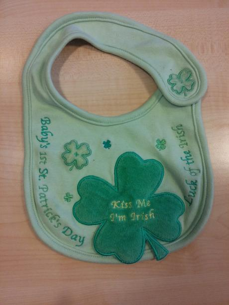 Bryndák zelený irish ,