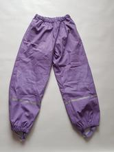 Nepromokavé pogumované kalhoty, lupilu,122