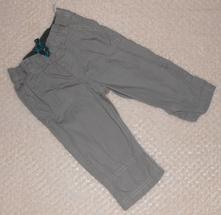 Kalhoty/tříčtvrťáky, baby club,80
