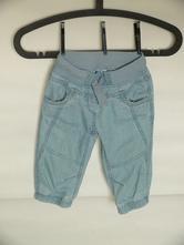 Dívčí 3/4 kalhoty, palomino,110