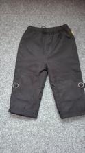 Chlapecké zateplené kalhotky, frog,92