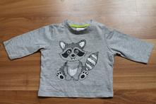 Chlapecké tričko s mývalem, ergee,68