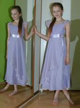 Slavnostní sváteční společenské šaty družička, bhs,152